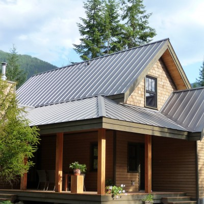 Net Zero Ready Cottage House Plans / Floor Plans Off Grid